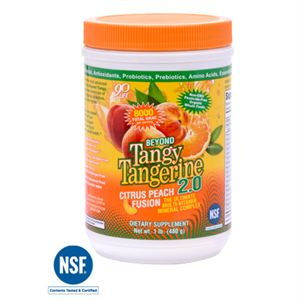 Picture of BTT 2.0 Citrus Peach Fusion - 480 g canister